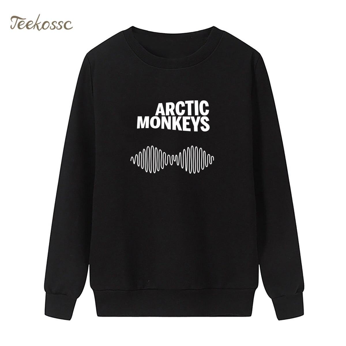Black Sweatshirt Casual Hoodie 2018 Winter Autumn Women Lasdies Pullover Loose Fleece Round Neck Female New Fashion Streetwear