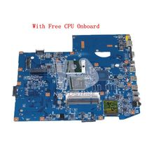 NOKOTION MBPJB01001 MB. PJB01.001 для acer aspire 7736 7736z материнская плата для ноутбука 48.4FX01.01M GL40 DDR2 Бесплатный процессор