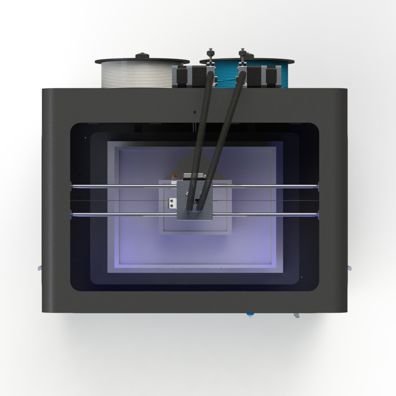 2015 Calitate modernizată Complet Creatbot metalic DIY Kit de - Echipamentele electronice de birou - Fotografie 4