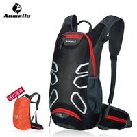 ANMEILU Bicycle Backpacks Waterproof MTB Road Mountain Bike Water Bags Climbing Cycling Basket Backpacks