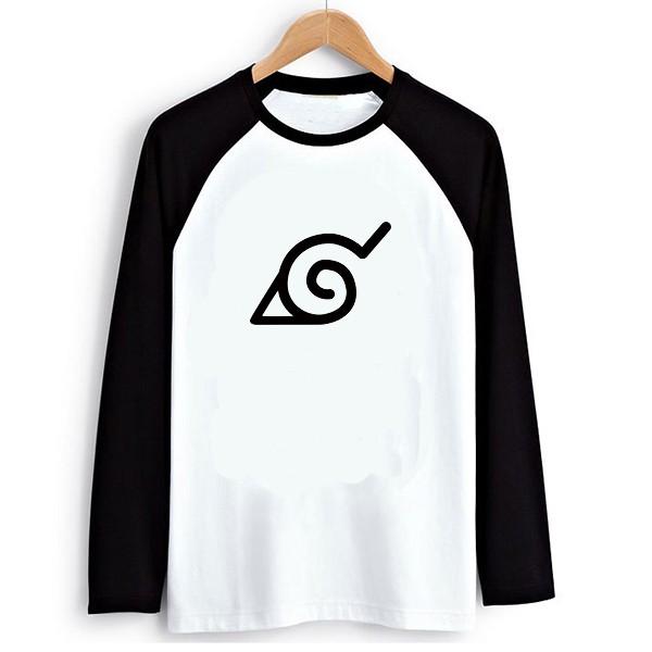 Ninja Village Tshirt Raglan 5