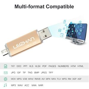 Image 3 - 128gb אנדרואיד טלפון 3.0 תמונה מקל  סטנדרטי חינם 64gb usb דיסק און קי 32gb זיכרון מקל עט כונן 16gb 8gb