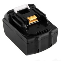 DVISI New Replacement Rechargeable Batteries Power Tools Battery For Makita 18 Volt 4000mAh BL1830 BL1840 LXT400