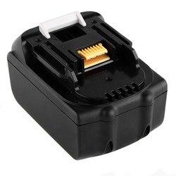 DVISI nuevas baterías recargables de repuesto batería de herramientas eléctricas para Makita 18 voltios 4000mAh BL1830 BL1840 LXT400 194205-3