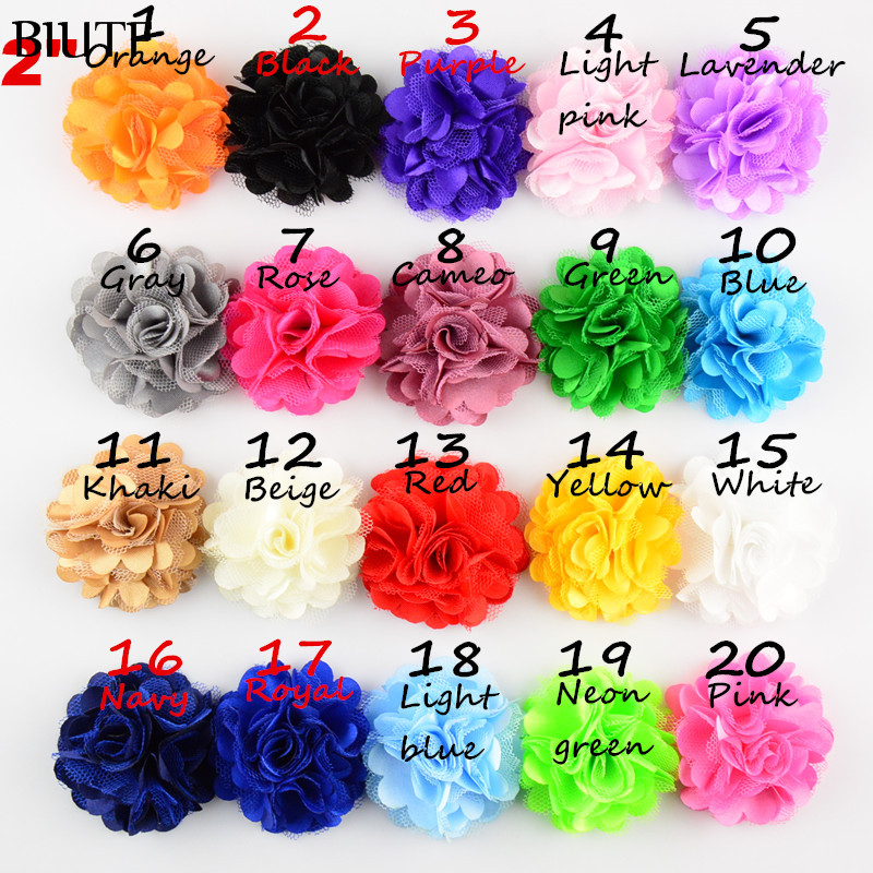 20pcs/lot Hair accessory 2'' Rosettes DIY flowers satin silk carnation fabric flower Flat back Free shipping TH54 pink crystal double layer classical hair stick vintage hair accessory hair stick hanfu hair accessory