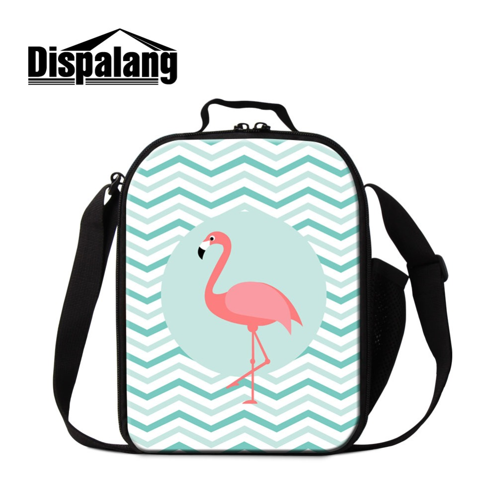 Dispalang Portable Lunch Bags Insulated New Design Thermal Cooler Box Tote Storage Bag for Child Container Food Picnic Packet