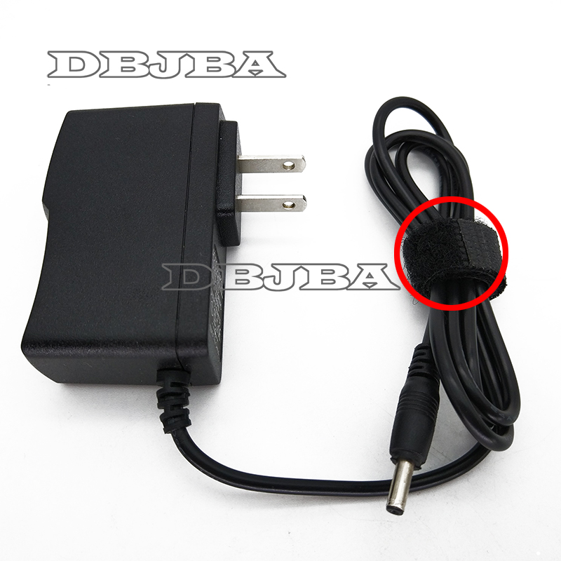 US AC//DC 4.5V 0.5A 500mA Switching Power Supply Cord adapter 3.5mm x 1.35mm