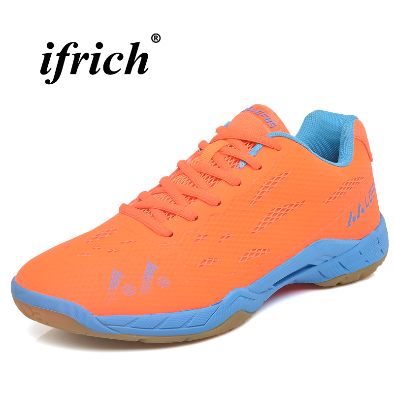 Badminton Shoes for Men Women Anti Slip Comfortable Indoor Sport Shoes Couples Breathable Indoor Court Shoes Brand Sneakers