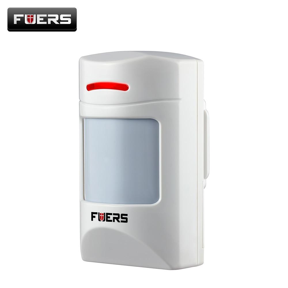 433MHzWireless PIR IR pet immunity PIR Motion Sensor for my Home Alarm System anti-pet pir detector for all kerui alarm system