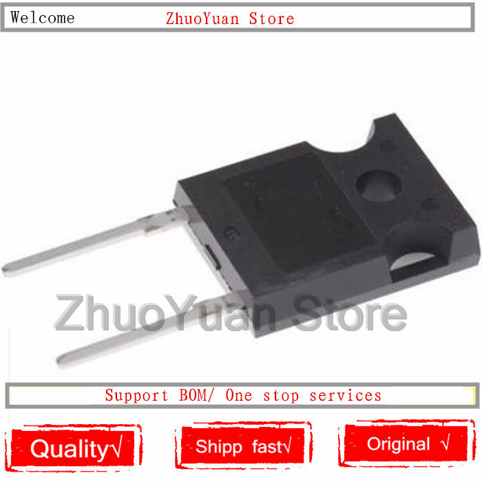 10PCS/lot RURG3060 RHRG3060 30A/600V TO-247-2 Fast Recovery Diode