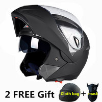 New Arrivals Best Sales Safe Flip Up Motorcycle Helmet With Inner Sun Visor Everybody Affordable Double