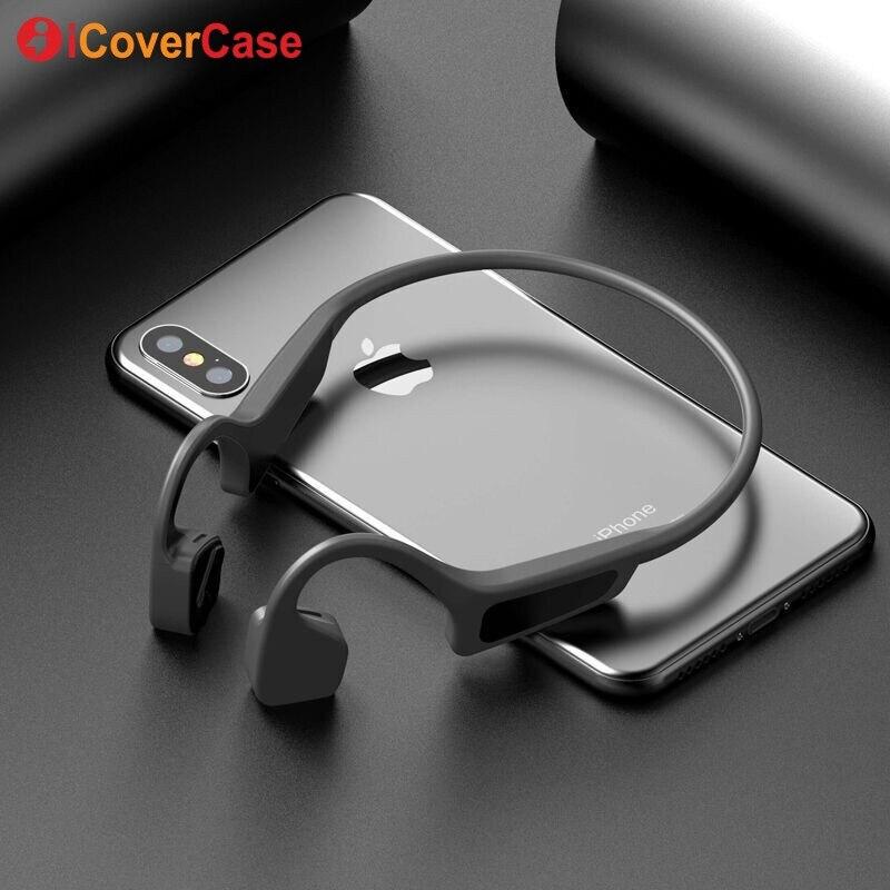 Écouteurs sans fil Bluetooth écouteurs Conduction osseuse écouteurs avec micro pour Huawei Honor 9 Lite 10 8 8X Max 7X 7A 7C 6X 6A 6C 5A