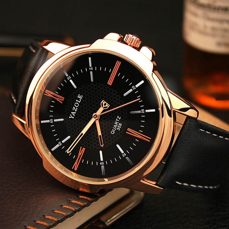 Wrist Watch Men 2016 Top Brand Luxury Famous Male Clock Quartz Watch Golden Rose Gold Wristwatch Quartz-watch Relogio Masculino bailishi watch men watches top brand luxury famous wristwatch male clock golden quartz wrist watch calendar relogio masculino
