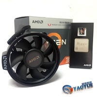AMD Ryzen 3 2200G PC Computer Quad Core processor AM4 Desktop Boxed CPU Contains cooler