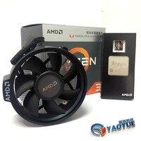 AMD Ryzen 3 2200 г компьютер четырехъядерный процессор AM4 Desktop предусмотрена Процессор содержит охладитель