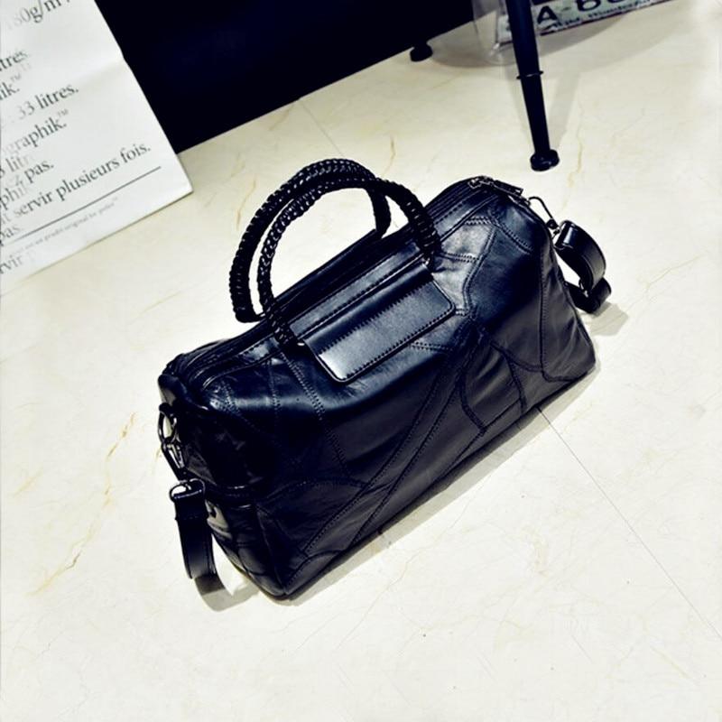vrouwen tassen grote capaciteit mode reistas PU hoge kwaliteit - Trolley en reistassen - Foto 4