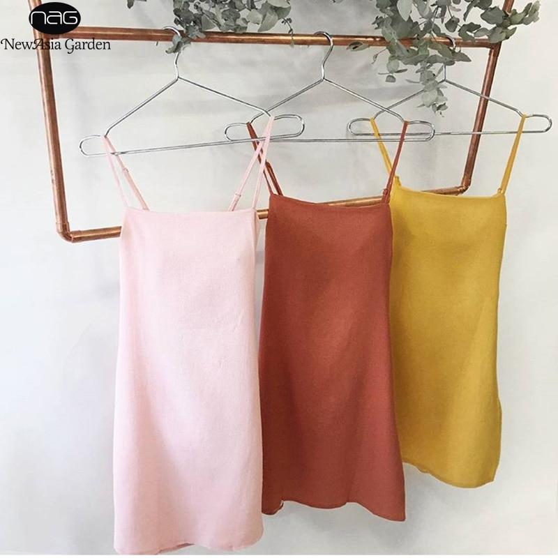 NewAsia Garden Beach nyári ruha hátsó csokornyakkendő Női - Női ruházat - Fénykép 5
