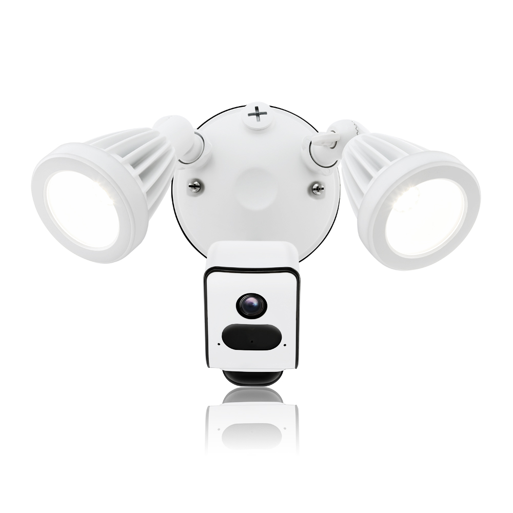Оригинальный Водонепроницаемый Fimei L800 камера видеонаблюдения HD несколько интеллектуальная функция обнаружения Функция встроенный прожек...