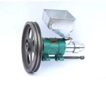 25 кг/ч кукуруза, просо, сорго пыхтел машина/зерна Экструдер(без двигателя