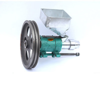 25kg/h corn, millet, sorghum puffing machine/grain extruder(without motor