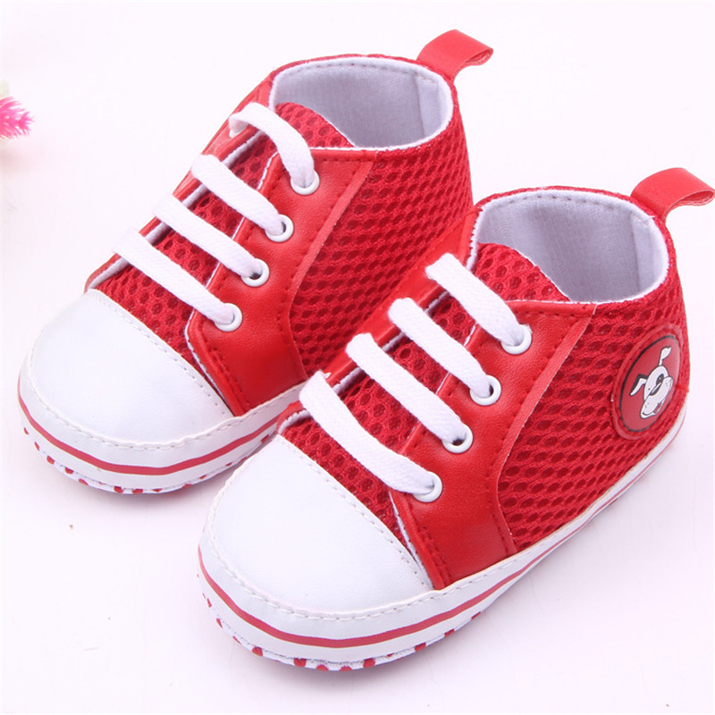 Nueva Infant Toddler Zapatos de Bebé Recién Nacido Niños Unisex Classic Sports Z