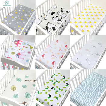 1PCS 130*70cm The Best Gift Newborn Baby Crib Fitted
