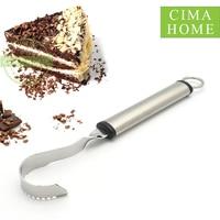 Nordic Virutas de queso cuchillo hoja de Toma de virutas de chocolate Torta del Bosque Negro