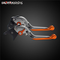 Teng Worship For KAWASAKI GTR1400/CONCOURS 07 16 GTR 1400 CNC Motorcycle Folding Extendable Brake Clutch Levers