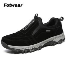 Fotwear Men slip on shoes Casual Soft lining for added Indoor Outdoor comfort Cushion insole Lightweight Clambing Slipper