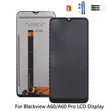 Original LCD Display For 6.1 inch BLACKVIEW A60 Touch Screen Digitizer Assembly LCD Display Digitizer for BV A60 Pro Free Tools new 6 inch lcd display ed060sce lf for nook2 screen free shipping