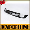 11-12 PU Unpainted Black Primer Rear Bumper Lip Diffuser For Hyundai YF Sonata i45 ( Fits  For 11-12 Hyundai YF Sonata i45 )