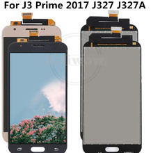 TFT LCD FOR J3 Emerge For Samsung Prime 2017 J327 J327A J327P J327T1 J327V  Digitizer Touch Screen Assembly