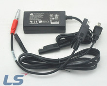 Brand new fast Charger for Topcon Hiper Power adapter for Topcon GPS Hiper Coming with A00302 5pin cable EU plug US 12 VDC 2A