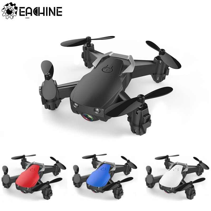 Eachine E61/E61HW Mini WiFi FPV Without/With HD Camera Altitude Hold Mode Foldable RC Drone Quadcopter RTF