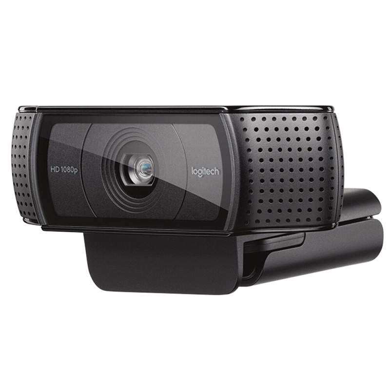 Logitech HD Pro Webcam C920e, Widescreen Video Aufruf und Aufnahme, 1080p Kamera, desktop oder Laptop Webcam, C920 upgrade version - 3