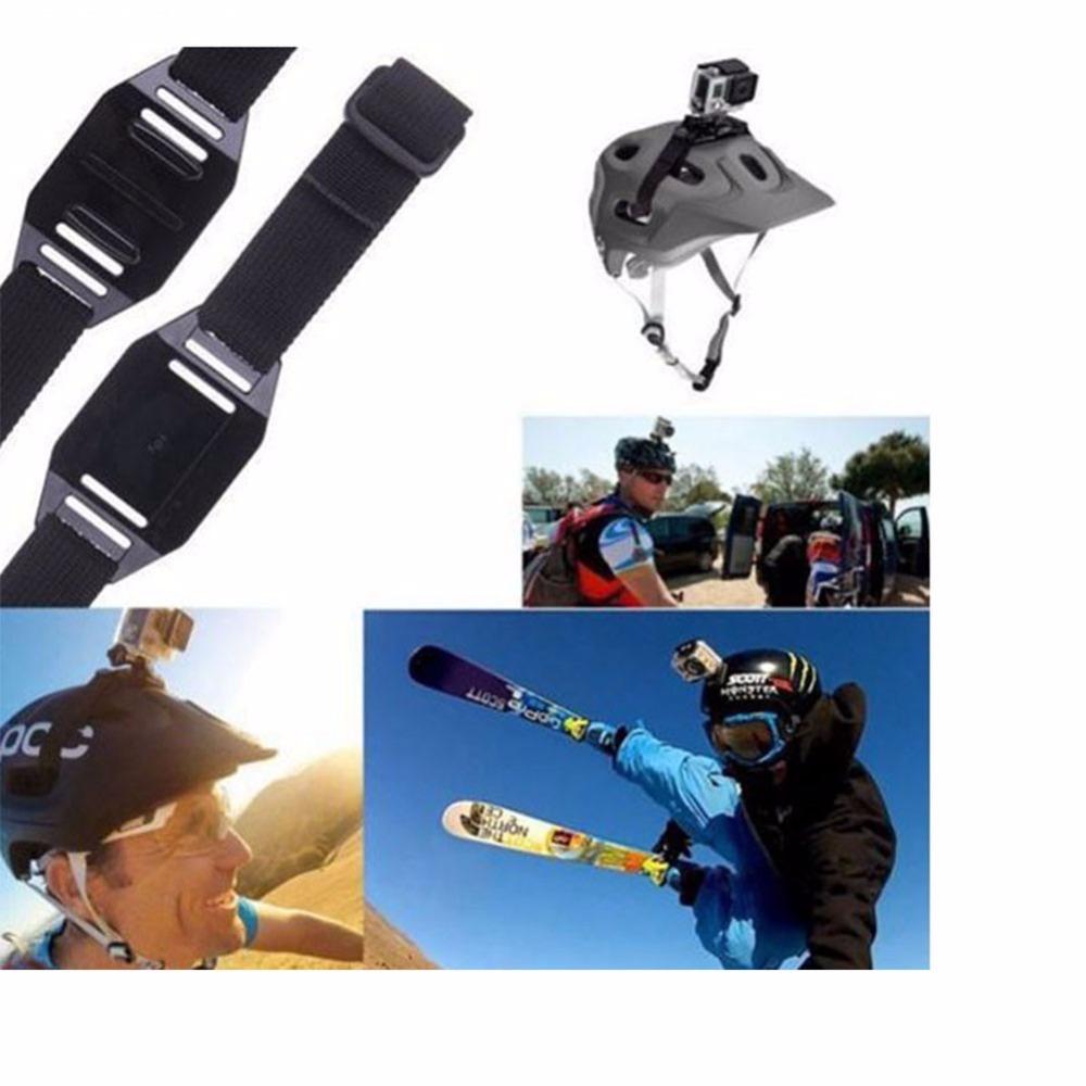 Vented Helmet Strap for SJ CAM 4000 for xiaomiyi 4k