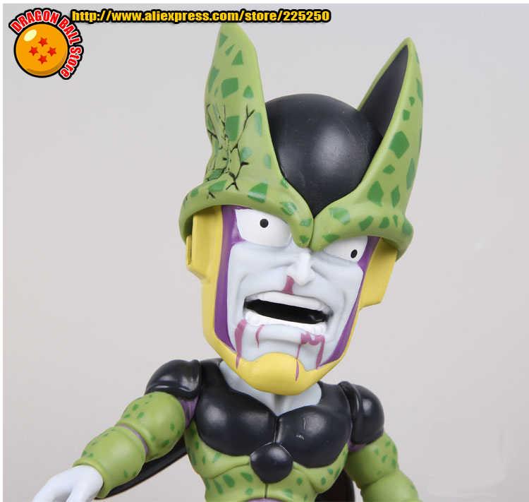 """Japão Anime """"Dragon Ball Z"""" Original Banpresto Figura Coleção de SWING-Celular"""