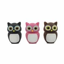 Owl 4gb 8gb 16gb 32gb 64gb usb flash drive memory stick
