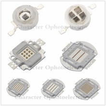 CHTPON High Power LED chip IR COB integrated 730Nm 850Nm 940Nm 3W 5W 10W 20W 30W 50W 100W Emitter Light Lamp Diode Components 0 5w ir led emitter on 20mm board