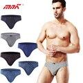 Mnk underwear hombres sexy mens underwear boxers de algodón de dibujos animados de algodón para hombre boxer shorts hombres de impresión calzoncillos cuecas megat
