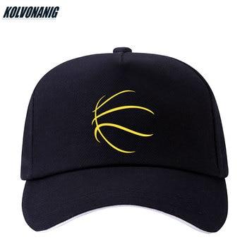 2019 Summer Fashion Dad Hat Sport Hats Basketballer Printed Baseball Cap For Men&Women Cotton Unisex Adjustable Snapback Hats