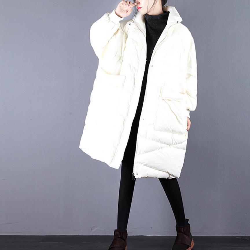 New Jacket White Duck 16