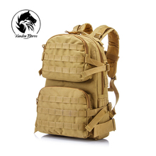brand New military tactical backpack men ourdoor sport backpack vintage canvas backpack women camouflage camping backpack