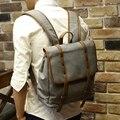 Novo Design de Moda Mochila Bolsa de Ombro Homens Lona Mochilas Multi-Cor de Lazer Dos Homens Sacos De Viagem Mochilas Unissex Mochila