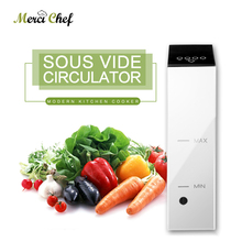ITOP Sous Vide Cooker Electric Food Machine Immersion Circulator Low Temperature Slow Cooker Process Commercial Kitchen Tool