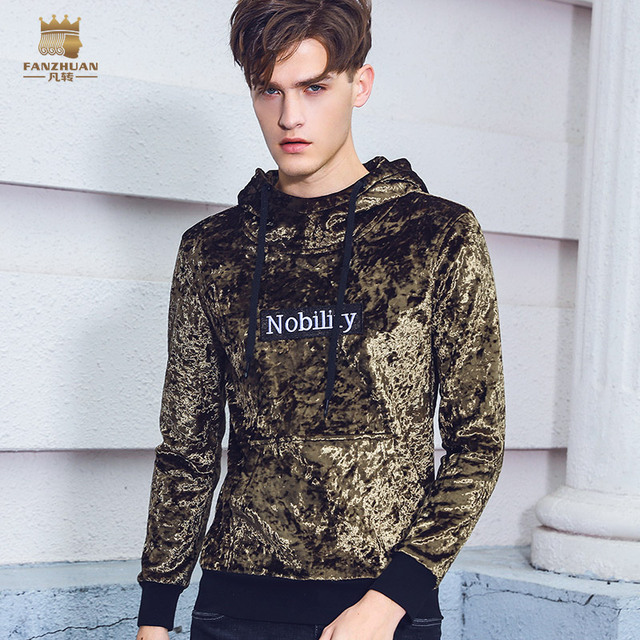 High Fashion Turtleneck Hooded