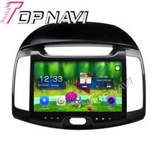 "Topnavi 9"" Quad Core Android 6.0 Car GPS Navigation For HYUNDAI ELANTRA 2011 2012 Radio Audio Multimedia Stereo Without DVD"