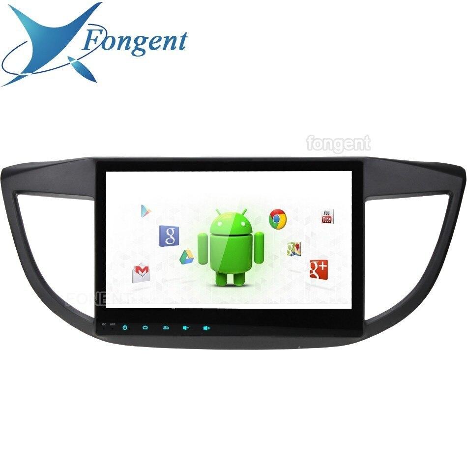 Android 9.0 Unidade de Cabeça Multimedia player Para Honda Crv 2012 2013 2014 Som Do Carro 10.2