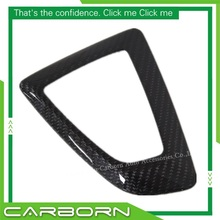 For BMW 1 2 3 4 Series F20 F21 F22 F23 F30 F32 F33 F36 2012-2015 Add On Style Carbon Fiber Gearshift Surround Cover for bmw e90 e92 e93 f20 f21 f30 f31 f32 f33 f34 f15 f10 f01 f11 f02 g30 m performance side skirt sill stripe body decals sticker