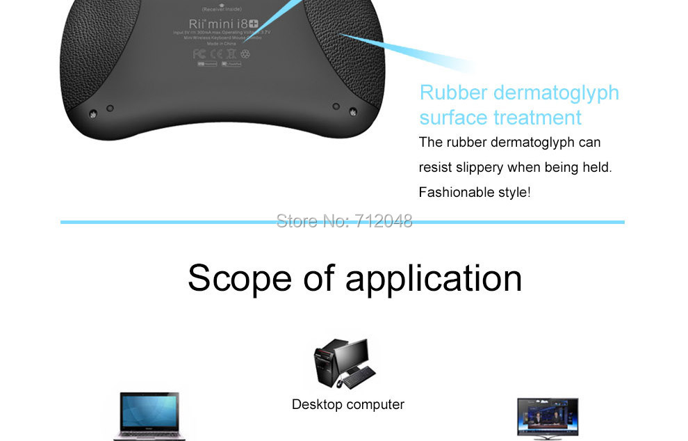 fio 2.4 ghz mouse ar com touchpad